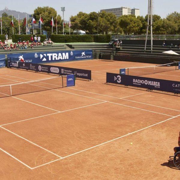 TRAM Barcelona Open
